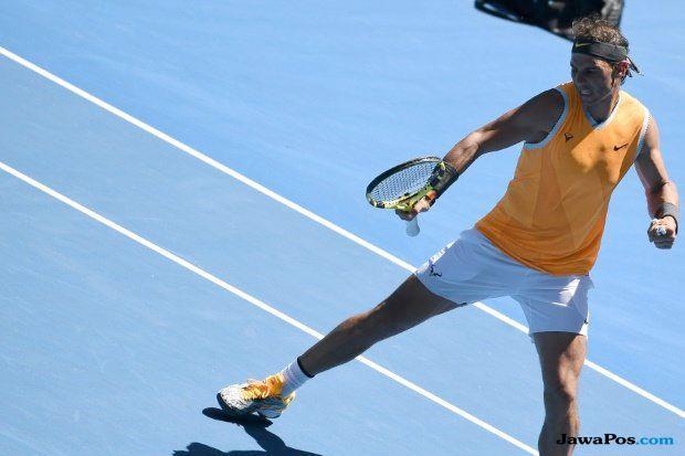 Final, Australia Terbuka 2019, Rafael Nadal