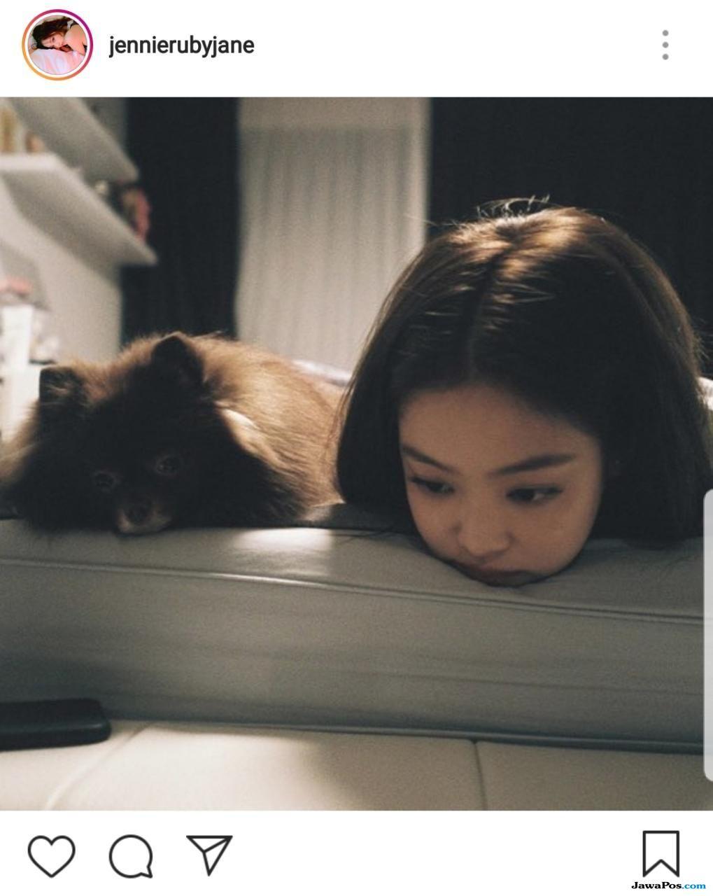 Kirim Lovestagram, Penggemar Duga Jennie dan Kai Belum Putus