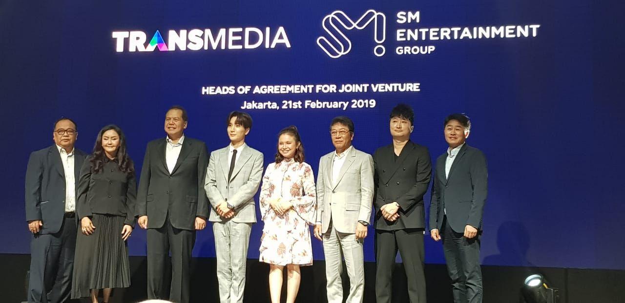 Kolaborasi Bareng, Rossa Ingin Ajak Leeteuk Super Junior ke Bali