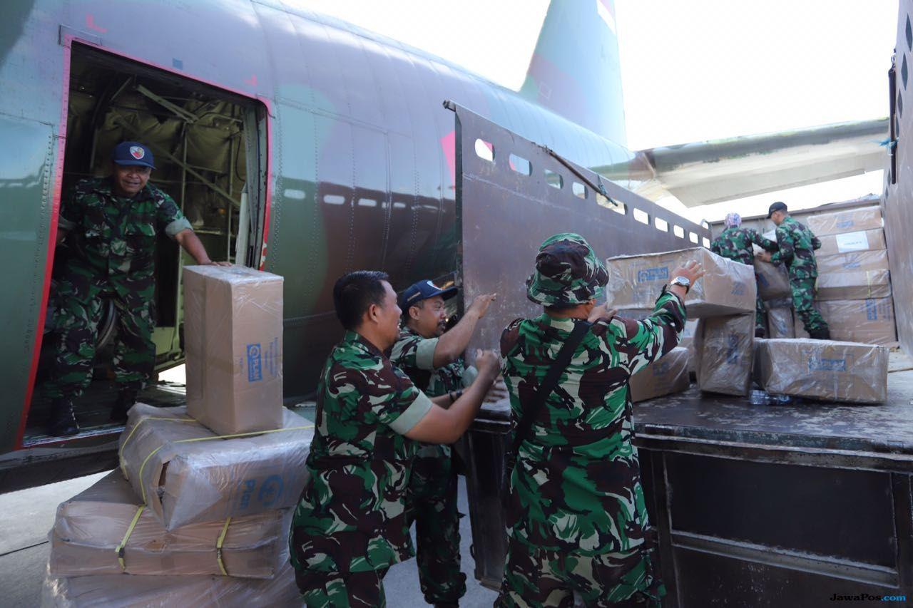Korban Gempa di Lombok Banyak Belum Mendapat Bantuan