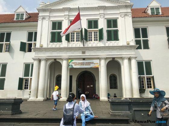 Kota Tua Jakarta Tidak Diakui UNESCO, Begini Sindiran Warga