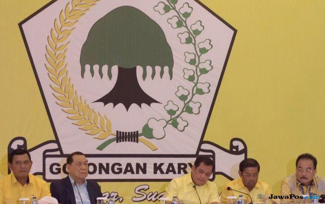 KPK 'Bidik' Partai Golkar Dengan Pidana Korporasi