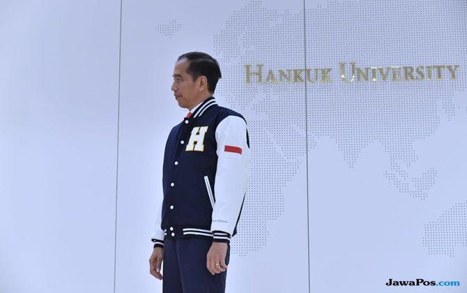 Jokowi, pakaian jokowi,