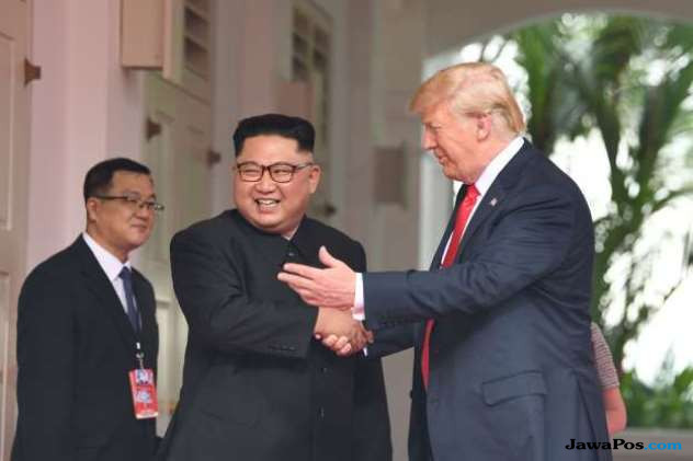 Kunjungi Tiongkok, Kim Jong Un Minta Bantuan Keringanan Sanksi Ekonomi