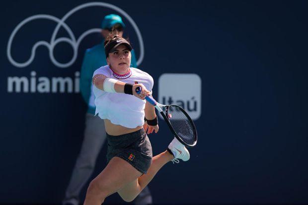 Tenis, Miami Terbuka 2019, Bianca Andreescu