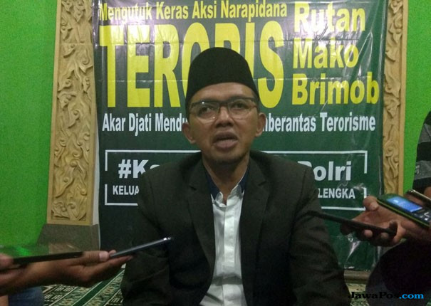 Ketua Lembaga Dakwah Nahdatul Ulama (LDNU) PBNU, KH. Maman Imanulhaq.