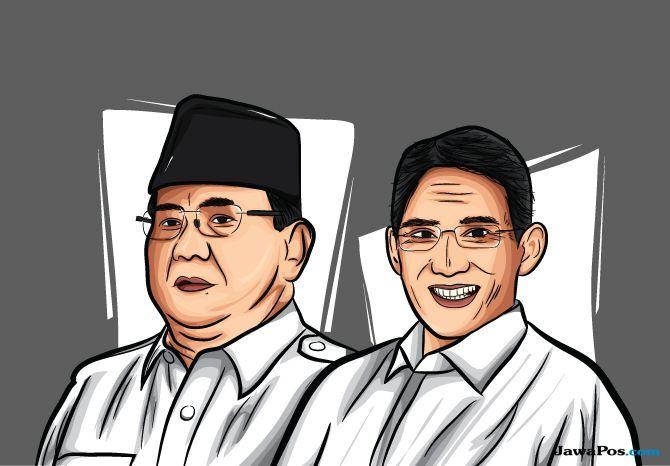Legawa! Demokrat Dukung Prabowo-Sandi, AHY Siap Jadi Tim Pemenangan