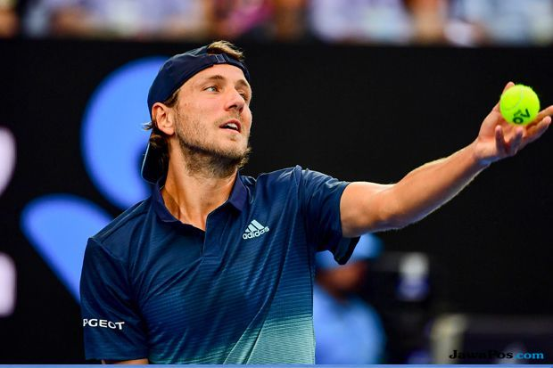 Tenis, Australia Terbuka 2019, Lucas Poullie