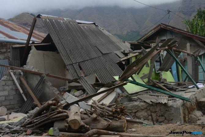 Luhut: Gempa Palu Belum Perlu Ditetapkan Sebagai Bencana Nasional