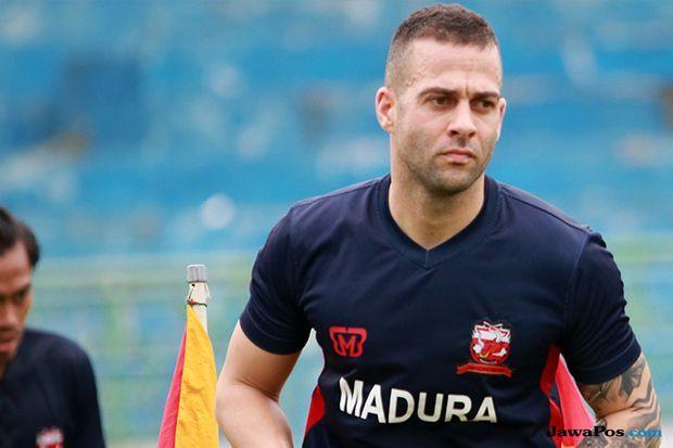 Madura United, Aleksandar Rakic