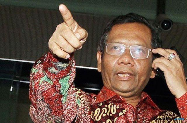Mahfud MD Batal Dampingi Jokowi, Glenn Fredly Sebut Ini Demokrasi