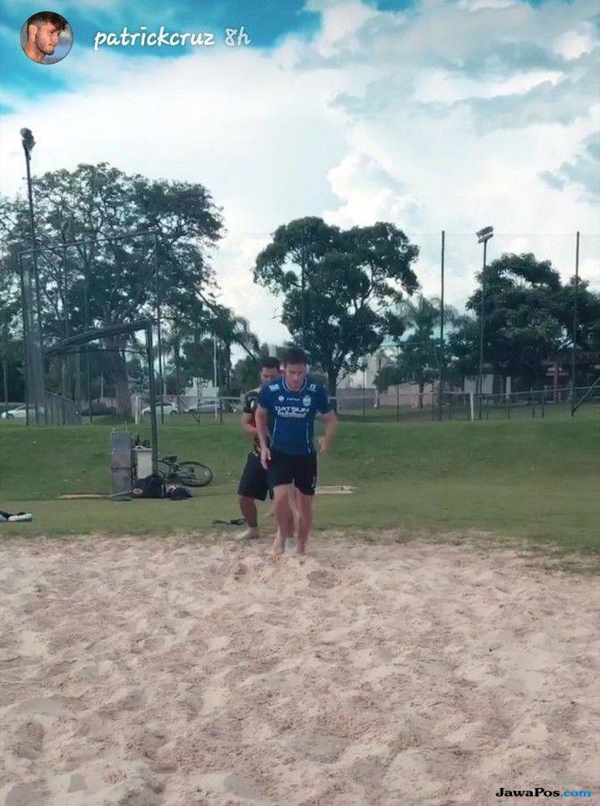 Patrick Cruz, Persib Bandung, Pahang FA