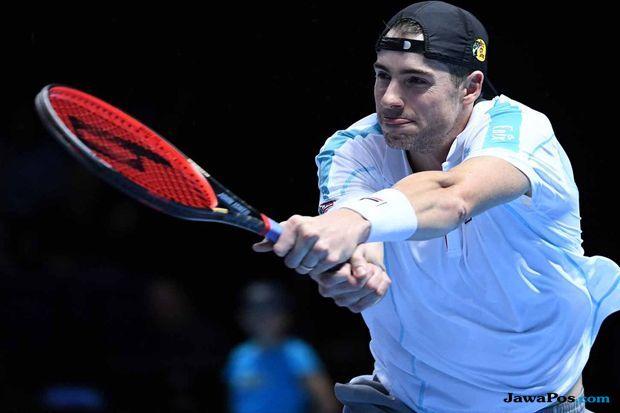 Tenis, Final ATP 2018, John Isner
