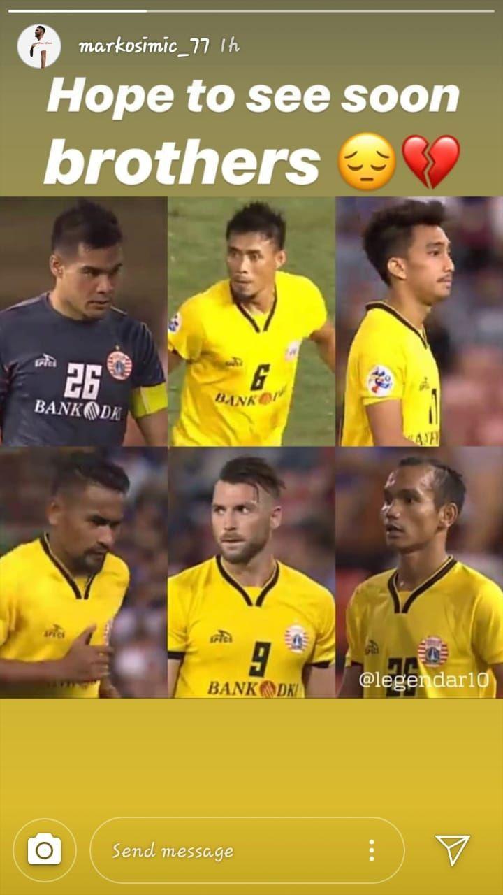 Marko Simic, Persija Jakarta, Newcastle Jets,