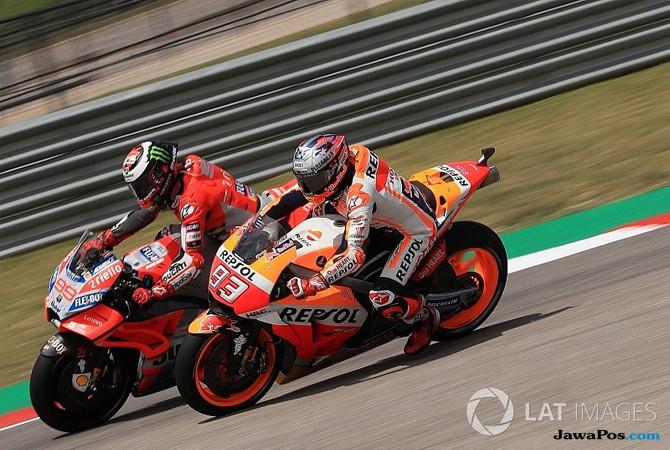 MotoGP 2019, Repsol Honda, Marc Marquez, Jorge Lorenzo