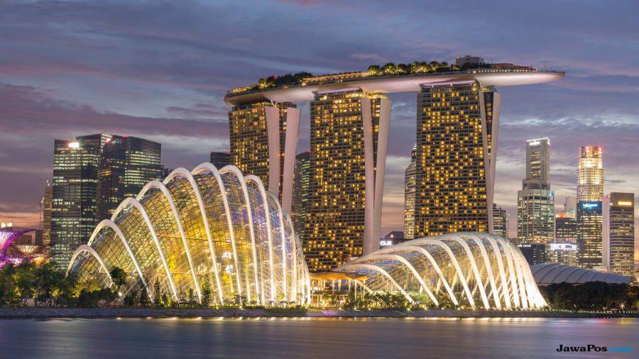 singapura, formulir online, traveler, pelancong,