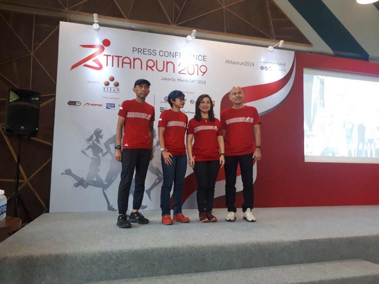 Titan Run, Titan Run 2019,