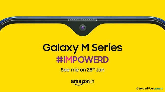 Samsung Galaxy M, Galaxy M Series, Samsung Galaxy M meluncur