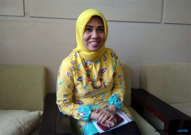Kepala Bagian Humas dan Protokol UGM Yogyakarta, Iva Ariani