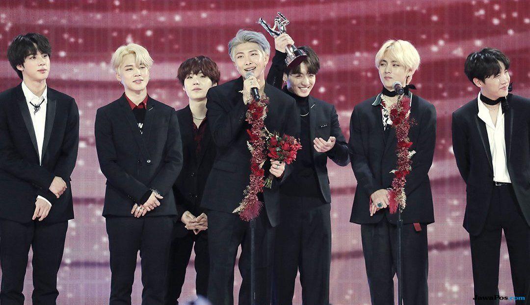 Mengapa BTS dan iKON Menang Daesang di Golden Disc Awards ke-33?
