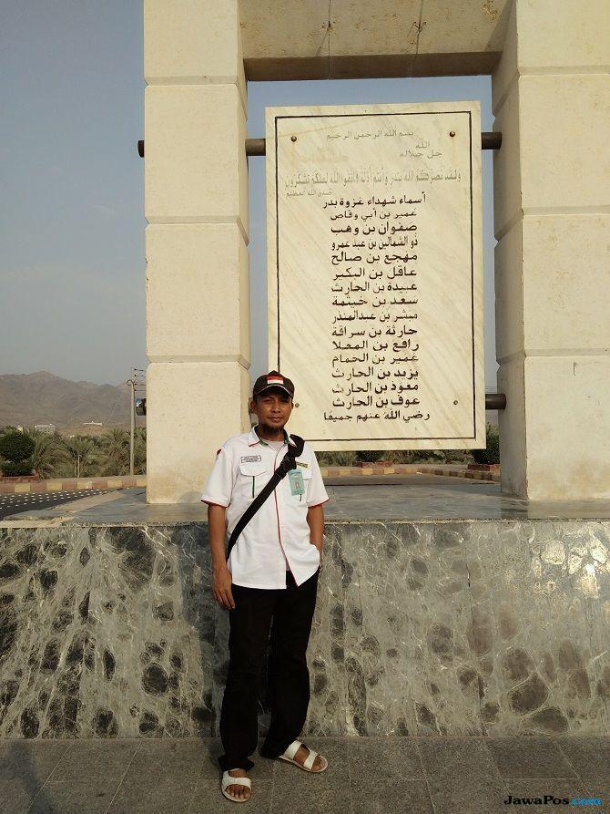 Mengunjungi Lokasi Perang Badar, Perang Pertama Nabi Muhammad SAW