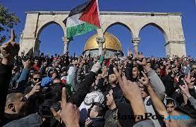 perdamaian israel-palestina tak mudah