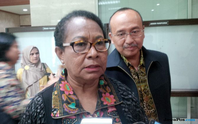 Menteri Yohana Minta Pengguna Jasa Prostitusi Vanessa Dihukum