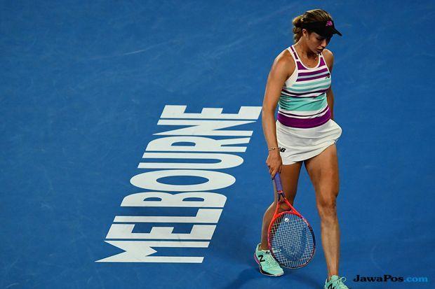 Tenis, Australia Terbuka 2019, Danielle Collins