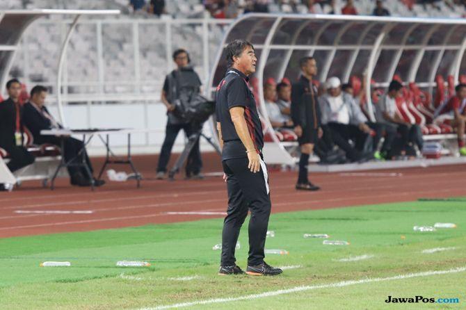 Piala AFF 2018, Timor Leste, Timnas Indonesia, Norio Tsukitate