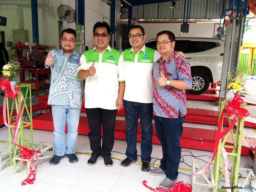 Mobeng, Bengkel Perawatan Mobil Free Jasa Service plus Edukasi