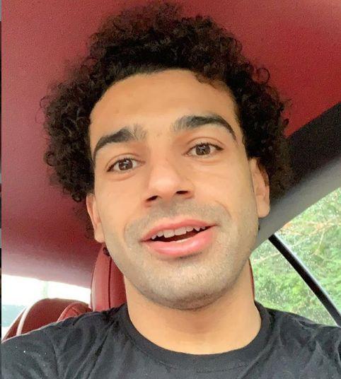 Mohamed Salah Cukur Kumis Dan Brewok, Warganet: Kamu