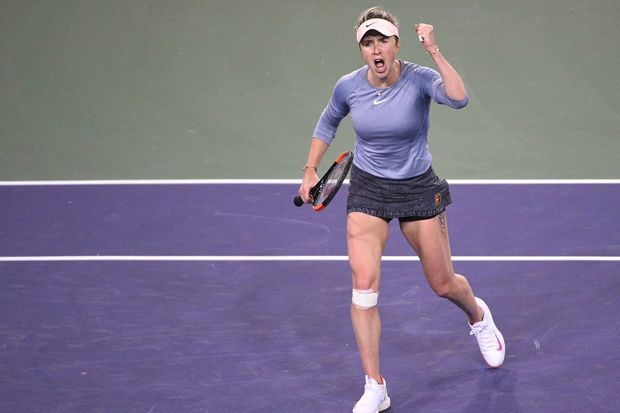 Tenis, Indian Wells Masters 2019, Elina Svitolina