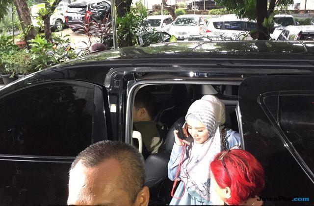 Mulan Jameela Tegaskan akan Selalu Dukung dan Doakan Ahmad Dhani