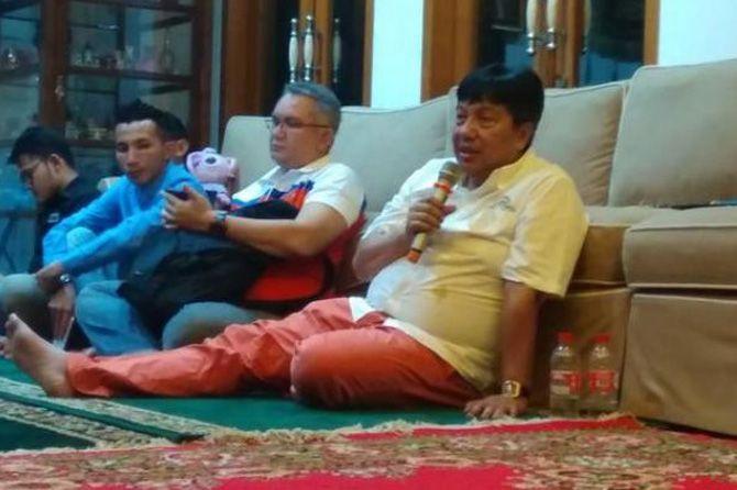 Gede Widiade, Persija Jakarta, Jakmania, Dirut Persija