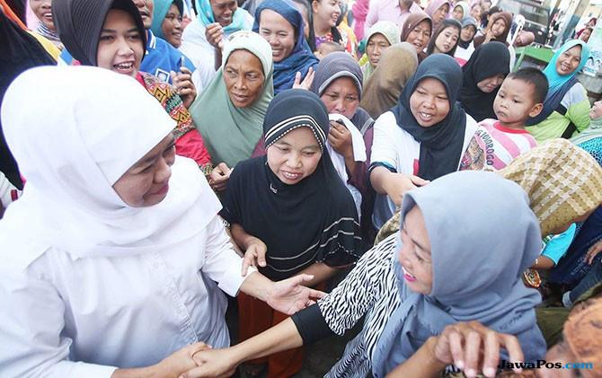 Nelayan Tuban Optimistis Khofifah-Emil Menang Mutlak