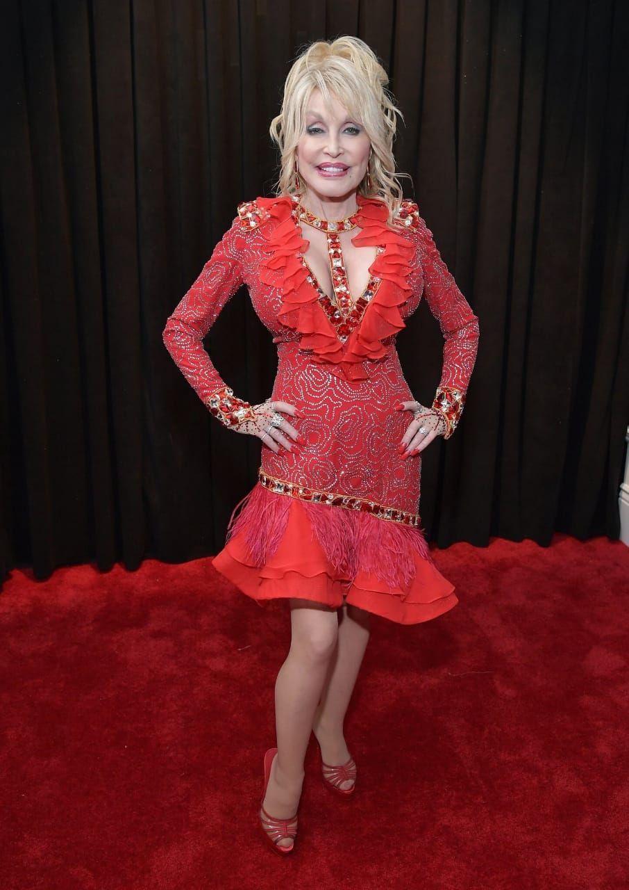 Nikmati Penampilannya di Grammy, Dolly Parton Ajak BTS Kolaborasi