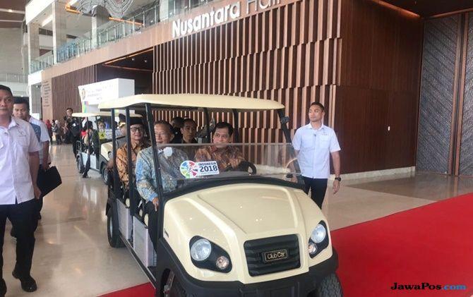 Nurdin Halid Tegaskan Insan Koperasi untuk Jokowi di Pilpres 2019