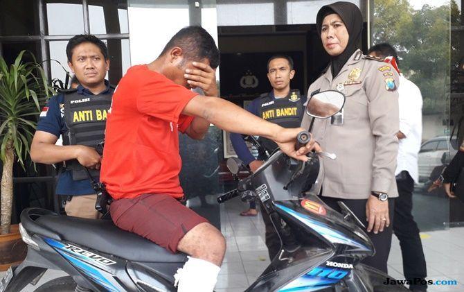 Nyaru Jadi Polisi, Seorang Kuli Rampas Ponsel dan Cabuli Korbannya