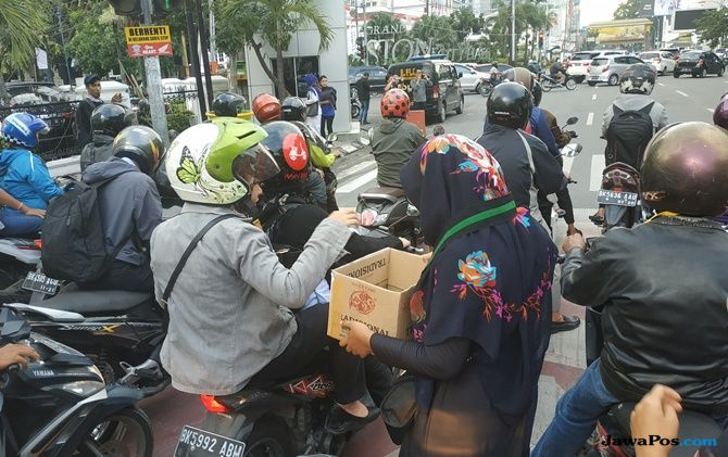 Organisasi di Medan Kolaborasi Galang Dana untuk Korban Gempa Lombok