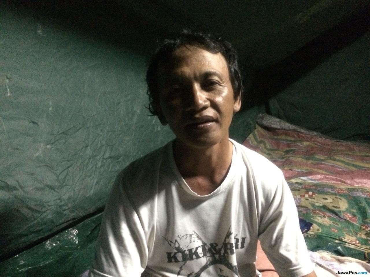 Pak Anies, Tolong! Puluhan Rumah di Jalan Raya Lodan Hampir Ambruk