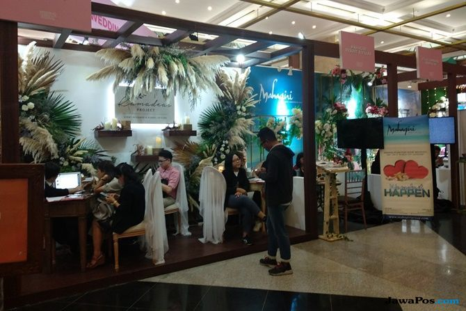 pameran pernikahan, Pameran Wedding Celebration Festival,
