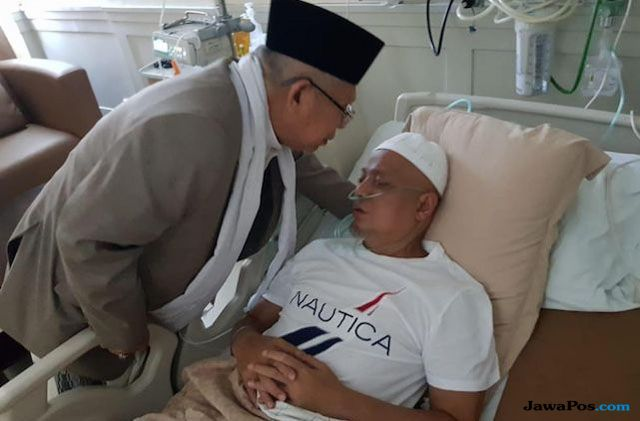 Para Ulama Indonesia Hingga Mujahid Palestina Kirimkan Doa Untuk Ustad Arifin Ilham