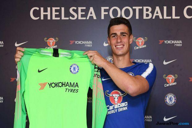 Bursa transfer pemain, Chelsea, Kepa Arrizabalaga