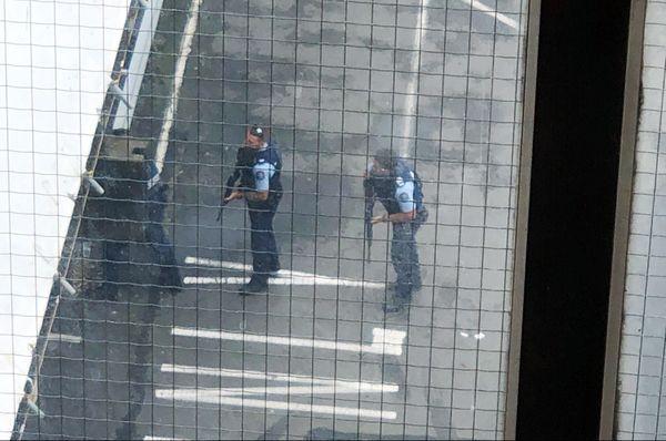 penembakan, penembakan di masjid, masjid, selandia baru,