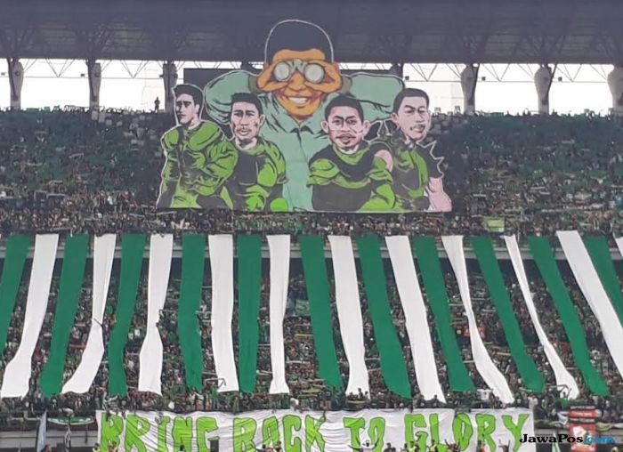 Persebaya Surabaya, Liga 1 2018, Djadjang Nurdjaman, Bonek, PSIS Semarang