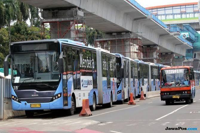Pemerintah Ingin Ada Lembaga Khusus Urus Buat Transportasi Jabodetabek