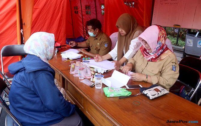 Pemkot Surabaya Buka Posko Gempa Lombok