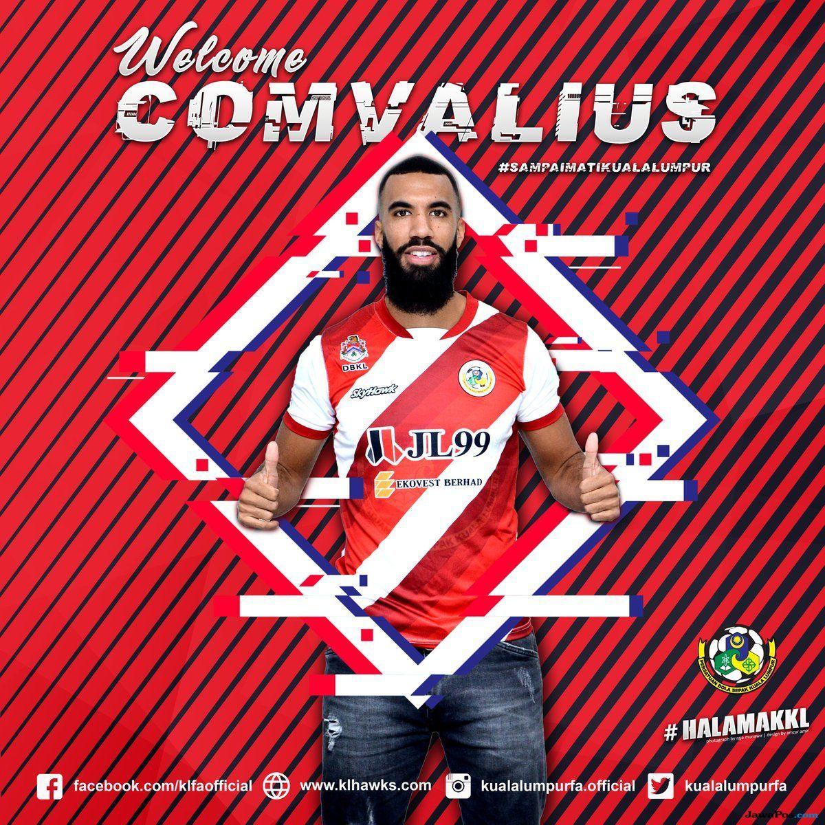 Sylvano Comvalius, Kuala Lumpur FA, Bali United, Liga 1 2017