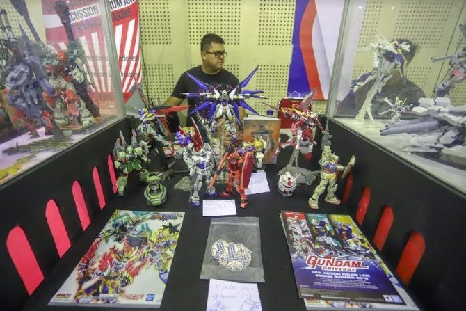 pameran mainan, toys and comics fair 2019,