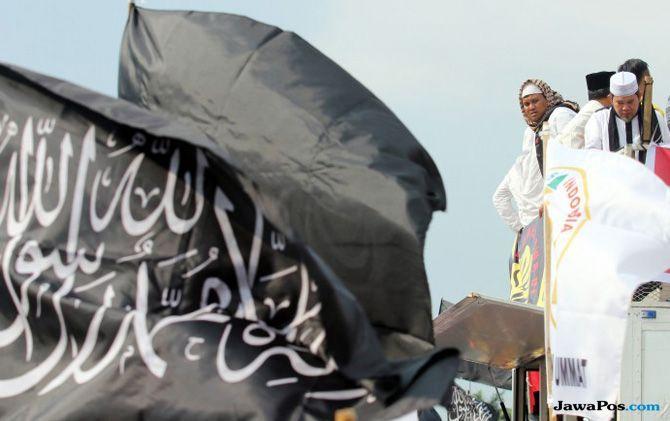 Pendapat JK soal Pembakaran Bendera Tauhid, Ada Syahadatnya